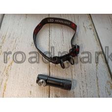 Налобный фонарь Police BL-2155-XPЕ магнит