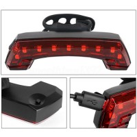 Велосипедный фонарь BENGGUO BG-806-11SMD red