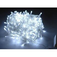 Гирлянда светодиодная 200LED, 20 м, Белый (холодный)