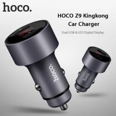 ЗУ автомобильное Hoco Z9 2,1А (2 USB)