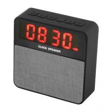 Портативная колонка mini speaker JBL T1 bluetooth+часы