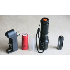 Мощный тактический фонарь Police BL-2831-T6 (1838-Т6)