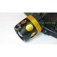 Супер мощный налобный фонарь Bailong Police bl-6813-Т6