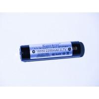 Аккумулятор Keeppower 18650 2200mAh  (Sanyo) РЕАЛЬНАЯ ЁМКОСТЬ (Гарантия 1 год)