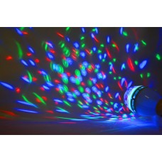 Диско лампа Disco Lamp + Patron color