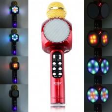Микрофон-колонка Karaoke WS-1816 (bluetooth)