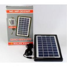 Универсальная солнечная батарея зарядное уст-во Solar Panel MP-002WP