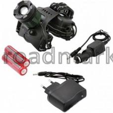 Налобный фонарь Police BL-2189-T6