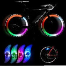 Подсветка спиц велосипеда YC-018/YY-601