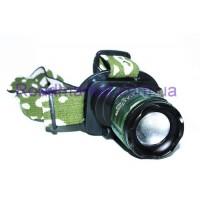 Налобный фонарь яркий BAILONG BL-6808 210000W ОРИГИНАЛ