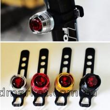 Велосипедный фонарь HJ-016-1 LED red