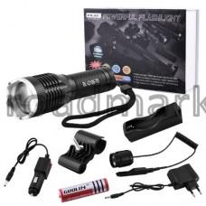 Подствольный фонарь Police bl-Q106-T6