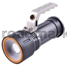 Фонарь прожектор Police CD001 T6 + COB Оригинал